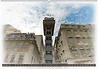 Lissabon l'aquarelle (Wandkalender 2018 DIN A2 quer) - Produktdetailbild 1