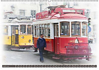 Lissabon l'aquarelle (Wandkalender 2018 DIN A2 quer) - Produktdetailbild 4