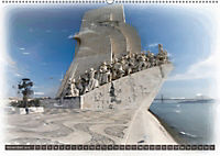 Lissabon l'aquarelle (Wandkalender 2018 DIN A2 quer) - Produktdetailbild 11
