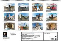 Lissabon l'aquarelle (Wandkalender 2018 DIN A2 quer) - Produktdetailbild 13