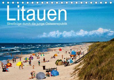 Litauen - Streifzüge durch die junge Ostseerepublik (Tischkalender 2019 DIN A5 quer), Christian Hallweger