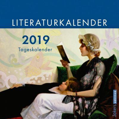 Literaturkalender 2019