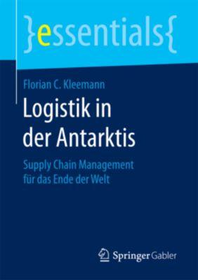 Logistik in der Antarktis, Florian C. Kleemann