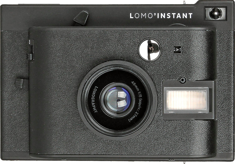 Lomo Instant Camera Mini Black Jetzt Bei Bestellen Lomography Sanremo Edition