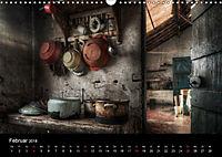 Lost Places - Auch der Verfall hat seinen Charme (Wandkalender 2018 DIN A3 quer) - Produktdetailbild 2
