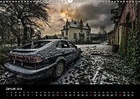 Lost Places - Auch der Verfall hat seinen Charme (Wandkalender 2018 DIN A3 quer) - Produktdetailbild 1