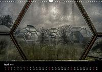 Lost Places - Auch der Verfall hat seinen Charme (Wandkalender 2018 DIN A3 quer) - Produktdetailbild 4
