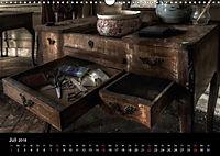 Lost Places - Auch der Verfall hat seinen Charme (Wandkalender 2018 DIN A3 quer) - Produktdetailbild 7