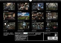 Lost Places - Auch der Verfall hat seinen Charme (Wandkalender 2018 DIN A3 quer) - Produktdetailbild 13