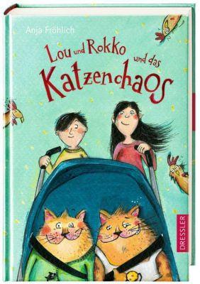 Lou und Rokko und das Katzenchaos, Anja Fröhlich