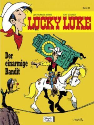 Lucky Luke Band 33: Der einarmige Bandit, Bob de Groot