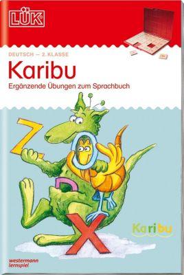 LÜK: .2 Karibu 2: Ergänzende Übungen zum Sprachbuch