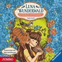 Luna Wunderwald - Ein Geheimnis auf Katzenpfoten, 1 Audio-CD, Usch Luhn