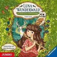 Luna Wunderwald - Ein Schlüssel im Eulenschnabel, 1 Audio-CD, Usch Luhn