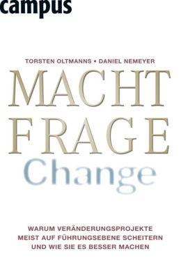 Machtfrage Change, Torsten Oltmanns, Daniel Nemeyer