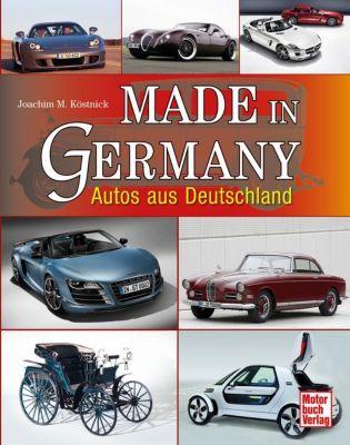 Made in Germany, Joachim M. Köstnick