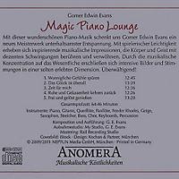 Magic Piano Lounge, CD - Produktdetailbild 1