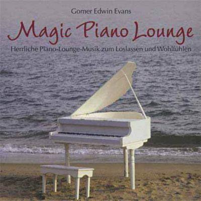 Magic Piano Lounge, CD, Gomer Edwin Evans