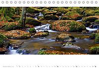 Malerische Bachlandschaften im Bayerischen Wald (Tischkalender 2018 DIN A5 quer) - Produktdetailbild 9