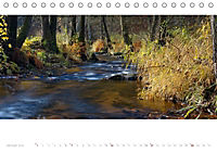 Malerische Bachlandschaften im Bayerischen Wald (Tischkalender 2018 DIN A5 quer) - Produktdetailbild 1