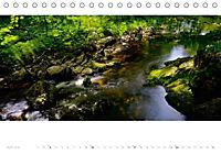 Malerische Bachlandschaften im Bayerischen Wald (Tischkalender 2018 DIN A5 quer) - Produktdetailbild 6