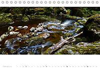 Malerische Bachlandschaften im Bayerischen Wald (Tischkalender 2018 DIN A5 quer) - Produktdetailbild 2
