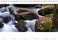 Malerische Bachlandschaften im Bayerischen Wald (Tischkalender 2018 DIN A5 quer) - Produktdetailbild 3