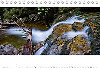 Malerische Bachlandschaften im Bayerischen Wald (Tischkalender 2018 DIN A5 quer) - Produktdetailbild 7