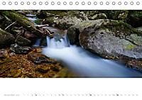 Malerische Bachlandschaften im Bayerischen Wald (Tischkalender 2018 DIN A5 quer) - Produktdetailbild 11