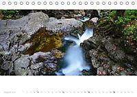 Malerische Bachlandschaften im Bayerischen Wald (Tischkalender 2018 DIN A5 quer) - Produktdetailbild 8