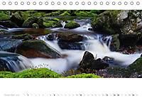Malerische Bachlandschaften im Bayerischen Wald (Tischkalender 2018 DIN A5 quer) - Produktdetailbild 12