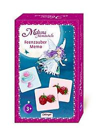 Maluna Mondschein, Feenzauber Memo - Produktdetailbild 1