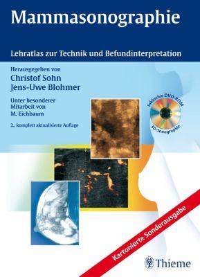 Mammasonographie, m. DVD-ROM