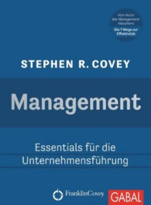 Management, Stephen R. Covey