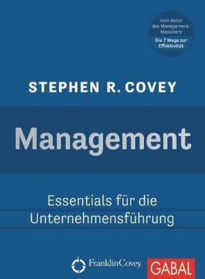 Management, Stephen R. Covey