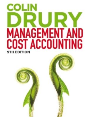 Management and Cost Accounting, w. CourseMate and eBook Access, Colin Drury