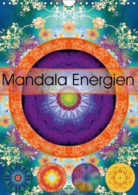 Mandala Energien (Wandkalender 2018 DIN A4 hoch), ALAYA GADEH
