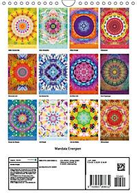 Mandala Energien (Wandkalender 2018 DIN A4 hoch) - Produktdetailbild 13