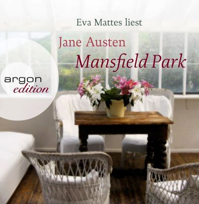 Mansfield Park, 14 Audio-CDs, Jane Austen