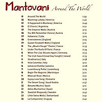 Mantovani - Around The World, CD - Produktdetailbild 1