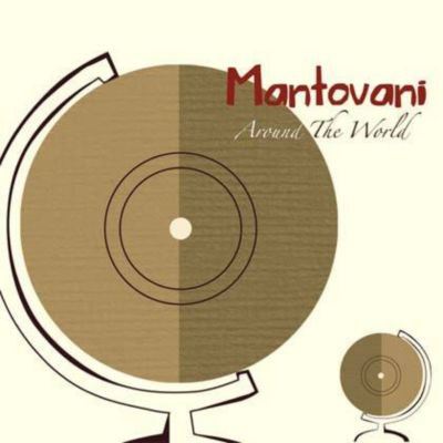 Mantovani - Around The World, CD
