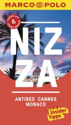 MARCO POLO Reiseführer Nizza, Antibes, Cannes, Monaco, Jördis Kimpfler