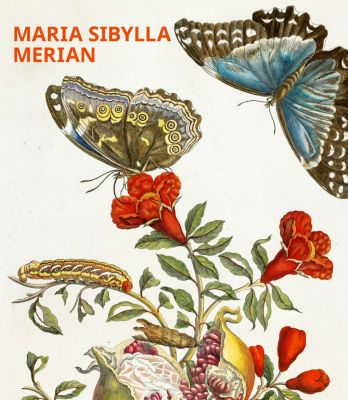Maria Sibylla Merian, 12 Kunstposter, Daniel Kiecol