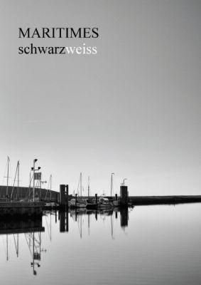 Maritimes, schwarzweiss (Posterbuch DIN A4 hoch), Jan Roskamp