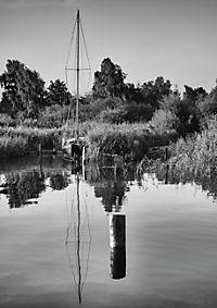 Maritimes, schwarzweiss (Posterbuch DIN A4 hoch) - Produktdetailbild 9
