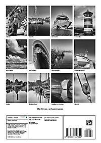 Maritimes, schwarzweiss (Posterbuch DIN A4 hoch) - Produktdetailbild 13