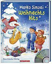 Marko Simsas Weihnachtshits, m. 1 Audio-CD, Marko Simsa