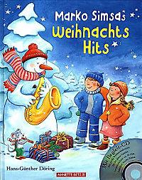 Marko Simsas Weihnachtshits, m. 1 Audio-CD - Produktdetailbild 1