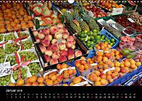 Marktfarben (Wandkalender 2018 DIN A3 quer) - Produktdetailbild 1