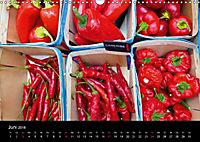 Marktfarben (Wandkalender 2018 DIN A3 quer) - Produktdetailbild 6